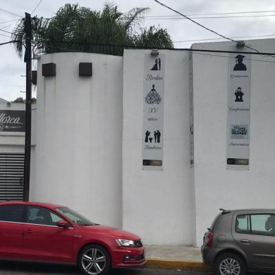 ## PROPIEDAD COMERCIAL, SALÓN DE FIESTAS, OFICINA, COL. BENITO JUÁREZ