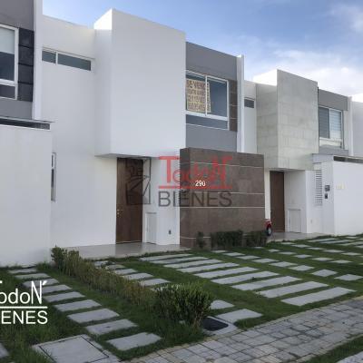 Provenza, Lomas de Angelópolis Cascatta con 3 recámaras y jardín amplio (RA/P-ST290)