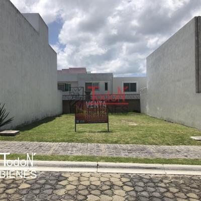 Ultimo lote en Castellana , Lomas de Angelópolis cerca a Sonata (LC/C-C49) Puebla - Cholula