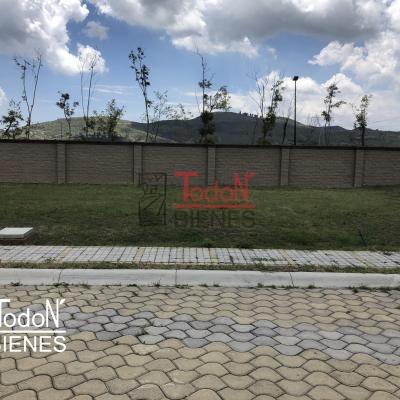 Parque Tlaxcala, Lomas de Angelópolis Cascatta. 2 terrenos junto área verde (IN/T-E17) | Todo N' Bienes