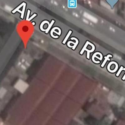 AV.REFORMA SUR  +