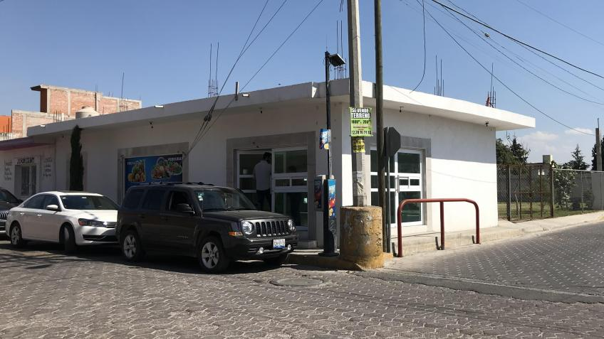 Local en Renta, EN ESQUINA SAN ANDRÉS CHOLULA ++ | Se encuentra ubicado en SAN ANDRÉS CHOLULA, Puebla |