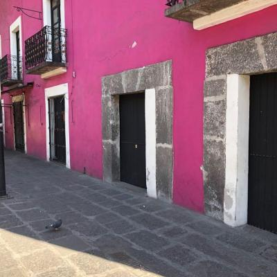 EDIFICIO CENTRO HISTÓRICO (EN ESQUINA) #
