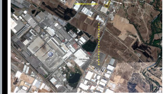 Terreno en Venta, ATRAS DE LA V W ++ | Se encuentra ubicado en Calle Aldama San Lorenzo Almecatlan , Puebla |