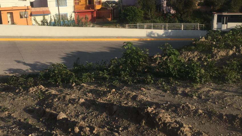 Terreno en Venta, CAMINO A SANTA CLARA . A 1 CUADRA  DE BOULEVARD DE LAS TORRES Y BOULEVARD  ATLIXCO  ++   Se encuentra ubicado en Emiliano Zapata, Puebla  