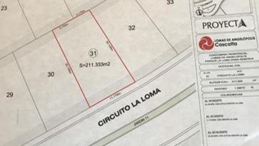 Terreno en Venta, GRAN RESERVA CIRCUITO LA LOMA # | Se encuentra ubicado en Lomas de Angelópolis, Puebla |