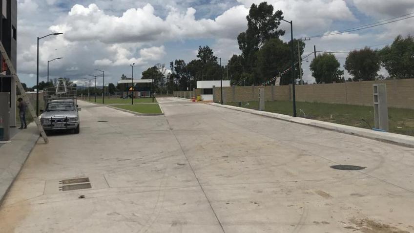 Terreno en Venta, RESIDENCIAL NOBEL EN FRENTE DE LA UDLAP + | Se encuentra ubicado en Recta a cholula, Puebla  |