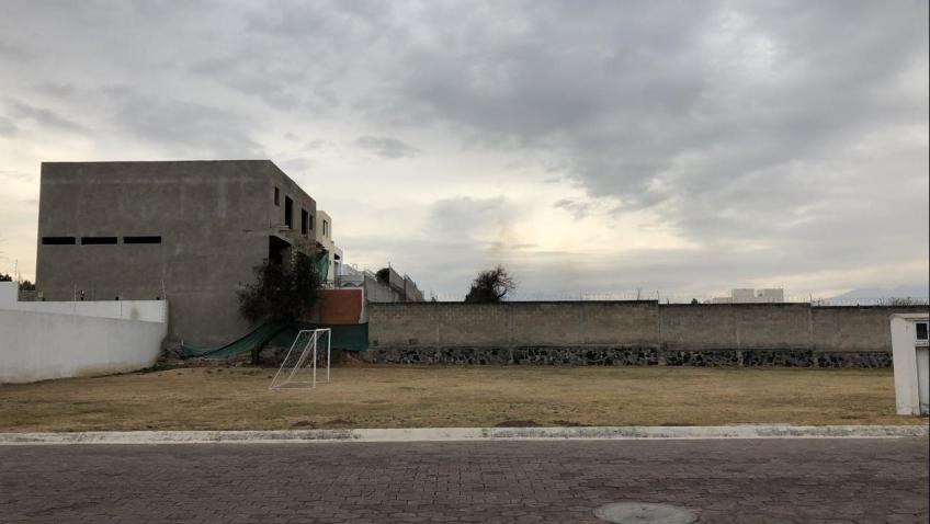 Terreno en Venta, FRACCIONAMIENTO EL LUCERO # | Se encuentra ubicado en San Pedro Cholula, Puebla |